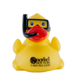 yellow rubber ducky
